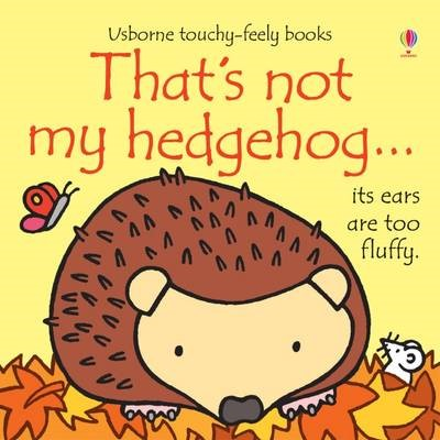 That's not my hedgehog... -