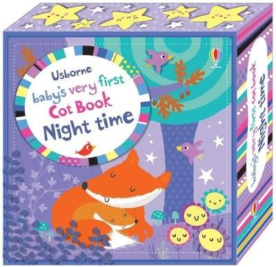 Baby's Very First Cot Book Night Time - pr_120195