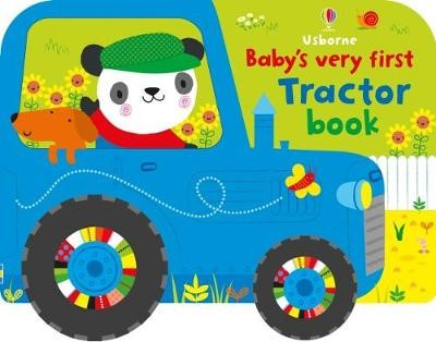 Baby's Very First Tractor Book - pr_182458