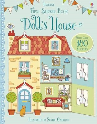 First Sticker Book Doll's House -