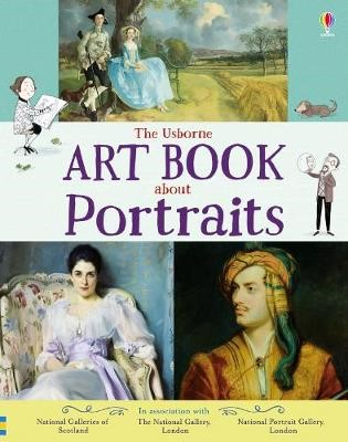 Art Book About Portraits - pr_120169
