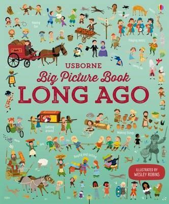 Big Picture Book of Long Ago - pr_317146