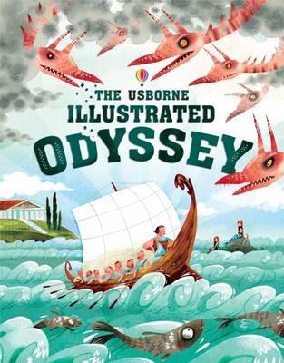 Usborne Illustrated Odyssey - pr_328090