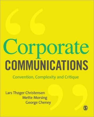 Corporate Communications -