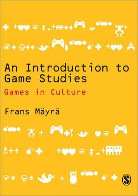 An Introduction to Game Studies -