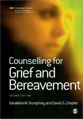 Counselling for Grief and Bereavement -
