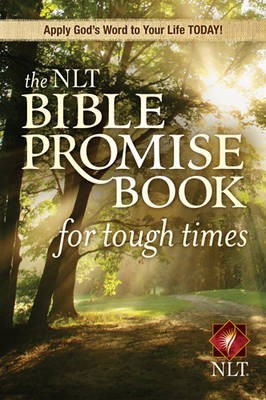 NLT Bible Promise Book For Tough Times, The - pr_138274