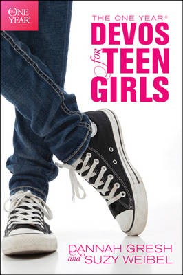 One Year Devos For Teen Girls, The - pr_386405