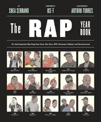 The Rap Year Book -