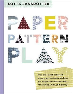 Lotta Jansdotter Paper, Pattern, Play - pr_355876