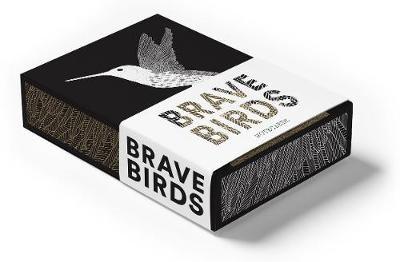 Brave Birds Notecards -