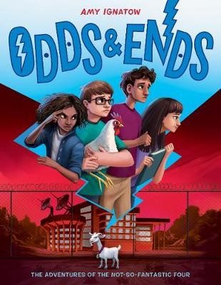 Odds & Ends (The Odds Series #3) - pr_71765