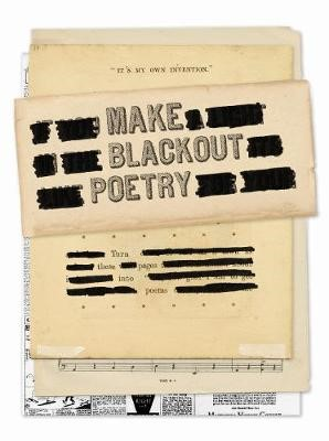 Make Blackout Poetry: Turn These Pages into Poems -