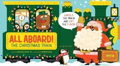 All Aboard! The Christmas Train - pr_71796
