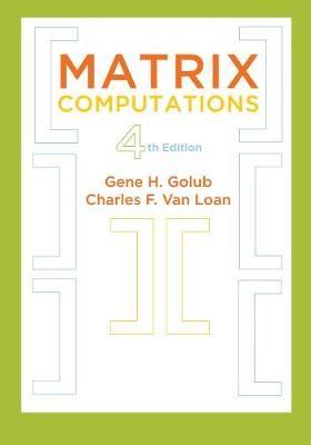 Matrix Computations - pr_1776236