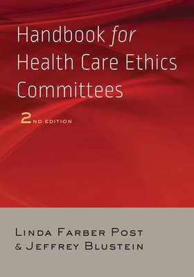 Handbook for Health Care Ethics Committees - pr_337496