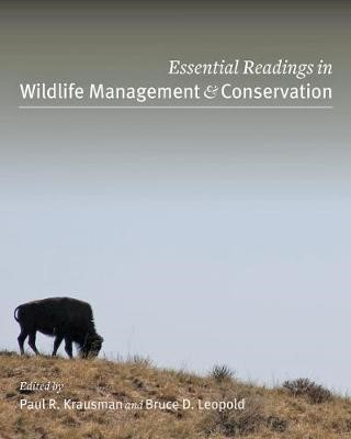 Essential Readings in Wildlife Management and Conservation - pr_1776227