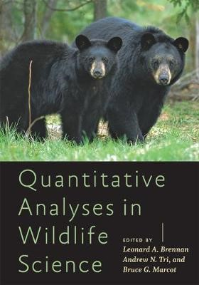 Quantitative Analyses in Wildlife Science -