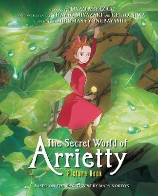 The Secret World of Arrietty Picture Book -
