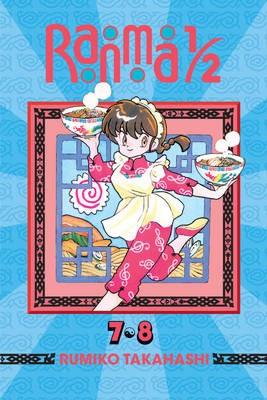 Ranma 1/2 (2-in-1 Edition), Vol. 4 -