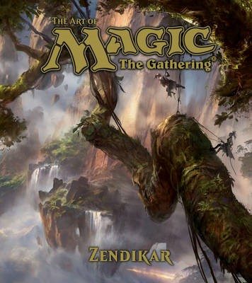 The Art of Magic: The Gathering - Zendikar -