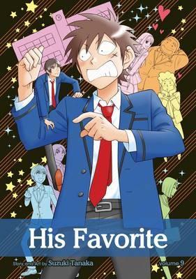 His Favorite, Vol. 9 -