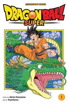 Dragon Ball Super, Vol. 1 -