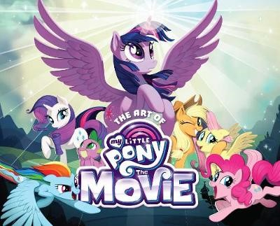 The Art of My Little Pony: The Movie - pr_207834