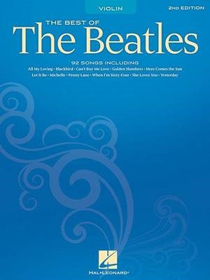 Best of the Beatles for Violin -