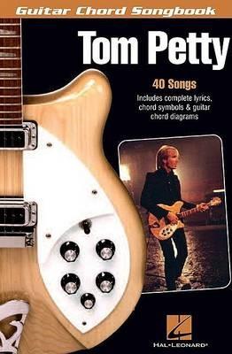 Tom Petty - Guitar Chord Songbook -