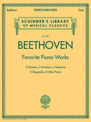 Favourite Piano Works -