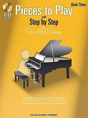 Pieces to Play - Book 3 with CD -