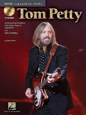 Tom Petty - Guitar Signature Licks -