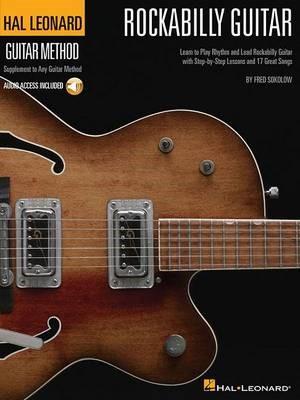 Hal Leonard Rockabilly Guitar Method -