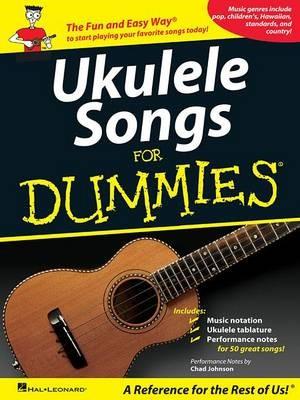 Ukulele Songs for Dummies -