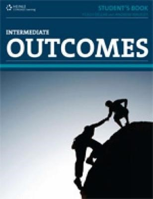 Outcomes Intermediate Workbook (with key) + CD - pr_313936