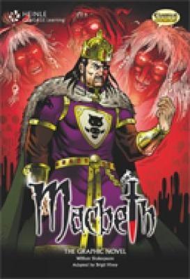 Macbeth (British English): Classic Graphic Novel Collection - pr_313901