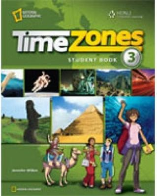 Time Zones 3: Student Book - pr_313887