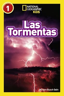 National Geographic Kids Readers: Storms - pr_236393
