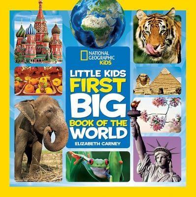 Little Kids First Big Book of The World -