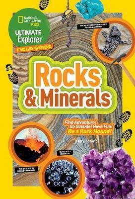 Ultimate Explorer Field Guide: Rocks and Minerals - pr_159504