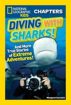 National Geographic Kids Chapters: Diving With Sharks! -