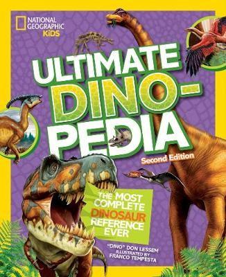 Ultimate Dinosaur Dinopedia -