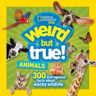 Weird But True Animals -