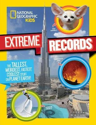 National Geographic Kids Kids Extreme Records -