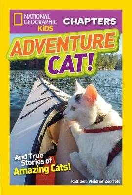 National Geographic Kids Chapters: Adventure Cat! -