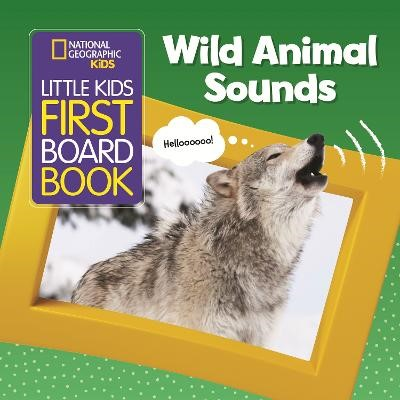 Little Kids First Board Book Wild Animal Sounds - pr_406098