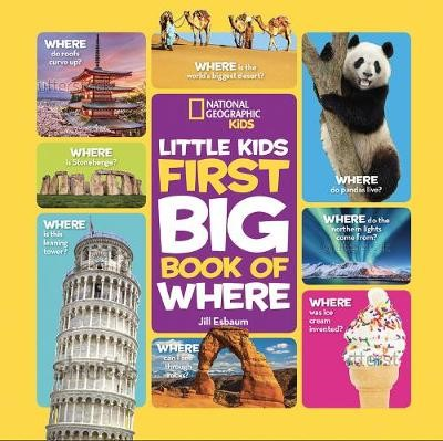 Little Kids First Big Book of Where - pr_1820300