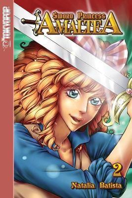 Sword Princess Amaltea Volume 2 manga (English) - pr_337508