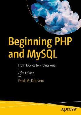 Beginning PHP and MySQL -